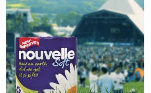 Nouvelle at Glastonbury